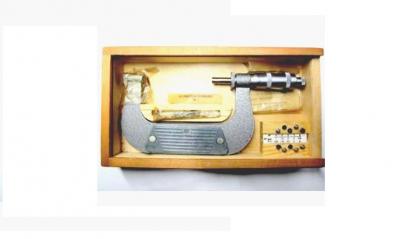 Микрометр резьбовой МВМ- 50 0,01 КРИН